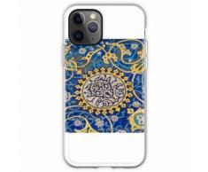 Usbekische Fliesen Flexible Hülle für iPhone 11 Pro