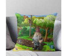 Gartenzwerg Kissen