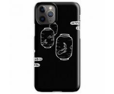 weiße Lampions iPhone 11 Pro Handyhülle
