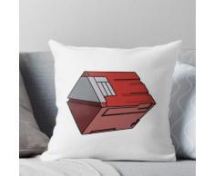 PSO Red Box Kissen