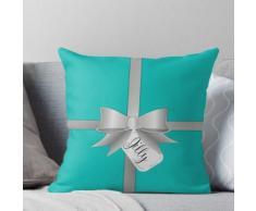Personalisierte Blue Box JILLY Kissen