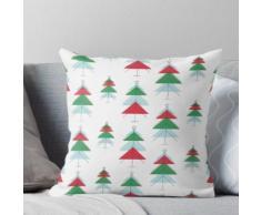 MCM Weihnachtsbaum Wald Kissen
