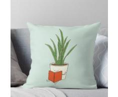 Zimmerpflanze Kissen