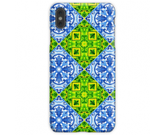 Portugiesische Azulejo-Fliesen. iPhone XS Max Handyhülle