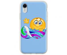 Osterei Emoji Flexible Hülle für iPhone XR