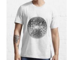 Disco-Kugel Essential T-Shirt