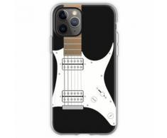 Luftgitarre Flexible Hülle für iPhone 11 Pro