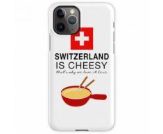 Schweizer Fondue iPhone 11 Pro Handyhülle