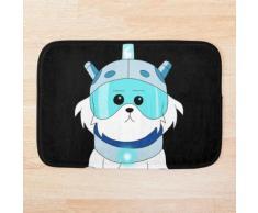 Rasenmäher-Hund - Rick und Morty Badematte