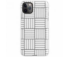 Abwechselndes rechteckiges Fliesen-Design iPhone 11 Pro Max Handyhülle