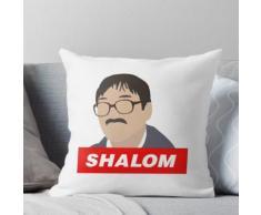 Shalom Jackie - Jim Friday Night Dinner Box-Logo Kissen