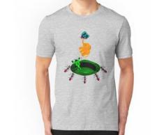 Wie spielen Tiere mit einem Trampolin - in dieser festlichen und sportlichen Atmos Essential T-Shirt