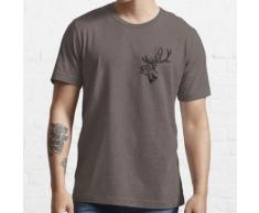 Hirschkopf Essential T-Shirt