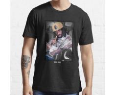 Mac Dre Fan Art Mac Dre Fototapete Mac Dre Thizz Der Mac namens DRe Mac Mother Fuc Essential T-Shirt