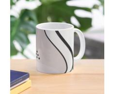 Brunnen - Marcel Duchamp Urinal Illustration Tasse