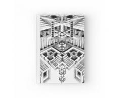 Eschers Spielplatz Notizbuch