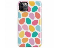 Gefärbtes Osterei-Muster iPhone 11 Pro Max Handyhülle