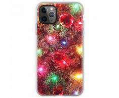 Weihnachtsbeleuchtung Flexible Hülle für iPhone 11 Pro Max