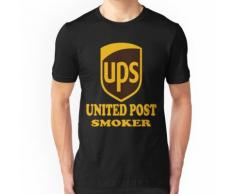 Ups United Post Smoker speichern die Usps T-Shirt Essential T-Shirt
