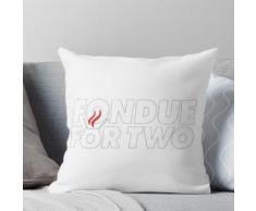 Fondue für zwei - Bretagne Kissen