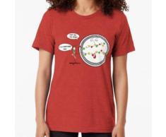 Weihnachtsbeleuchtung Vintage T-Shirt