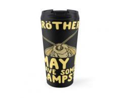 Bruder Darf ich ein paar Lampen haben? Thermosbecher