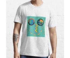 Ein Design der späten 80er bis frühen 90er Jahre, ähnlich einem Kaboodle Essential T-Shirt