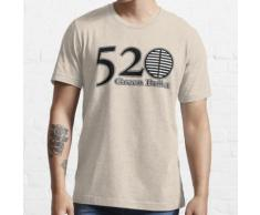 520 Grüner Kugelgrill Essential T-Shirt