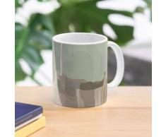 Milchshake-Maschine in Retro-Küche Tasse