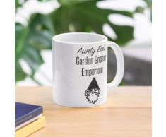 Blitzdieb: Tante Ems Gartenzwerg-Handelszentrum Tasse