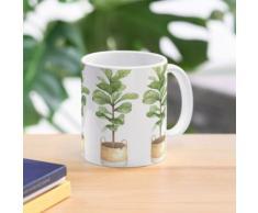 Geigenblattfeige, Zimmerpflanze, Topfpflanze, Geigenblatt Tasse