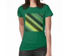 Lemon Lime Lava Lampe Frauen T-Shirt