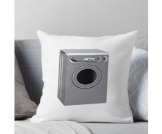 Waschmaschine Lustiges Halloween-Kostüm, das Paare zusammenbringt Kissen
