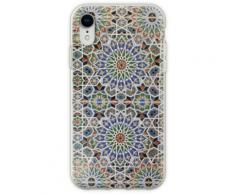 Marokkanische Fliesen Flexible Hülle für iPhone XR