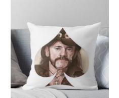 Lemmy der Spaten Kissen