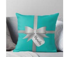 Personalisierte Blue Box PAMELA Kissen