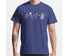 Schüttler + Kolben + Schneebesen = AUSLÖSEN! Classic T-Shirt