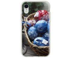 Handbemalte ungarische Ostereier Flexible Hülle für iPhone XR