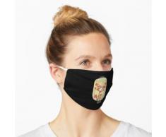 Japanische Papierlaterne Maske