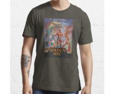 Goldene Axt - Retro Videospiele Essential T-Shirt