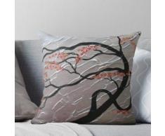 Zen Bonsai Tree II von Catherine Jacobs von SheerJoy Kissen