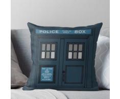 Polizeikastenkissen Kissen