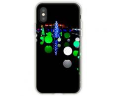 St. Louis Botanischer Garten Weihnachtsbeleuchtung Studie 1 Flexible Hülle für iPhone XS