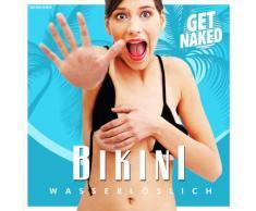 Wasserlöslicher Bikini für Erwachsene Scherzartikel - S
