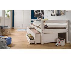 """Kinderbett Paradise"""" Weiß"""