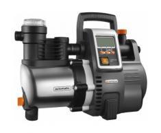 Hauswasserautomat 6000/6E LCD Inox
