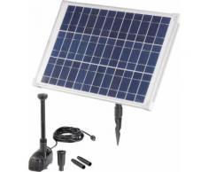 Solar-Pumpenset 980 l/h 20 W 1 (Springbrunnen)