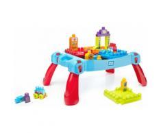 Bau- und Spieltisch (30 Teile)