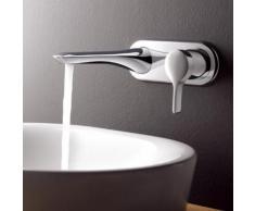 Ideal Standard Melange Einhebel-Wand-Waschtischarmatur Unterputz Bausatz 2 Ausladung: 204 mm A5591AA