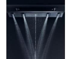 AXOR ShowerHeaven 4jet Kopfbrause B: 1200 T: 300 mm, mit LED-Beleuchtung, warmweiß 10628000, EEK: A+